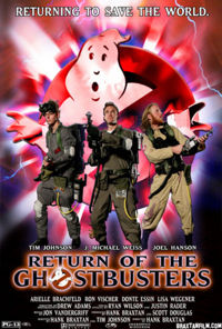 Film Return of the Ghostbusters